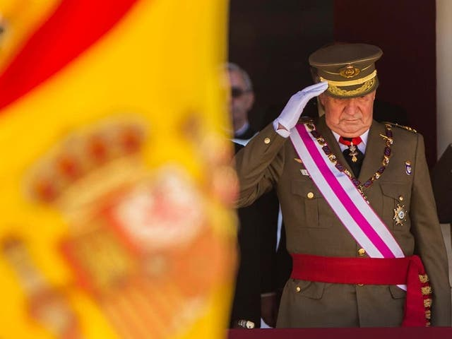 <p>In 2020, prosecutors from Spain's Supreme Court opened three separate investigations into Juan Carlos's financial affairs</p>