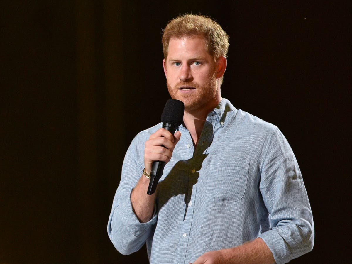 Opinion  Prince Harry is saying the things millions of young men need to hear