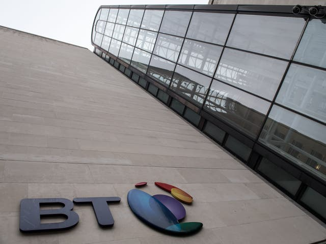 <p>The company has been accused of being too slow to roll-out fibre</p>
