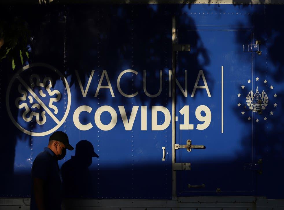 APTOPIX El Salvador Virus Outbreak