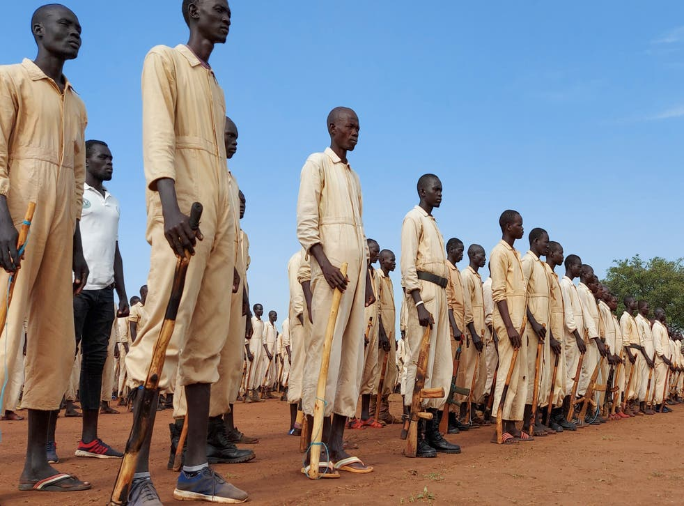 South Sudan Troubled Peace