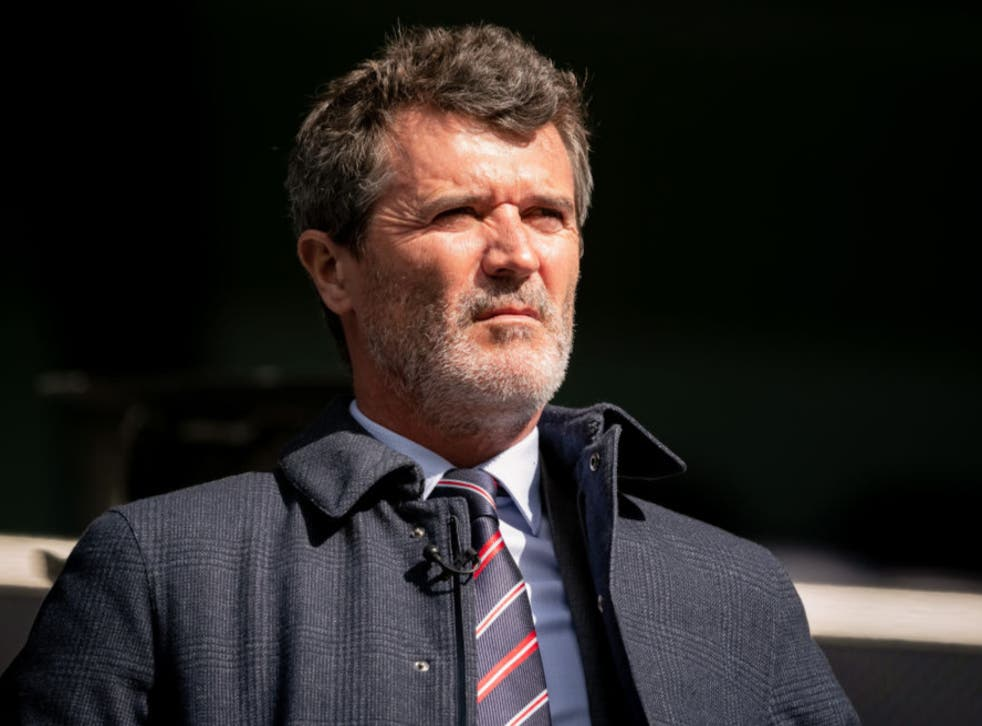 Roy Keane was infuriated by Manchester United's performance