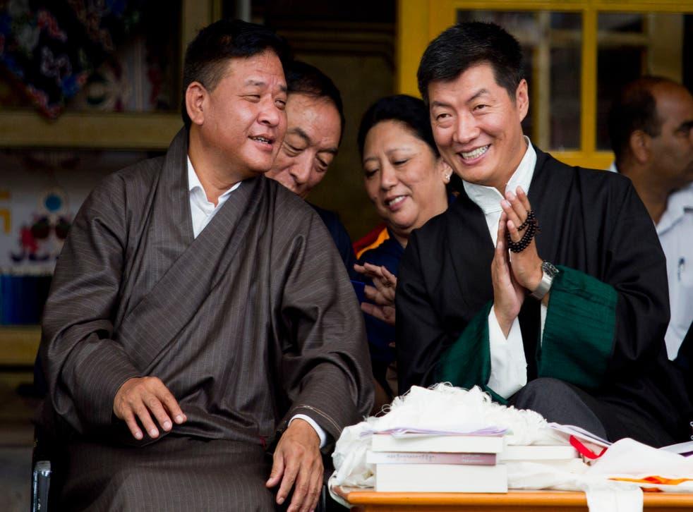 India Tibetan Elections