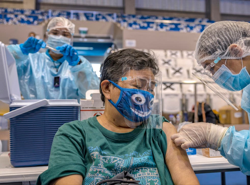 <p>Poorer countries are facing lengthy waits to get their hands on lifesaving Covid jabs</p>