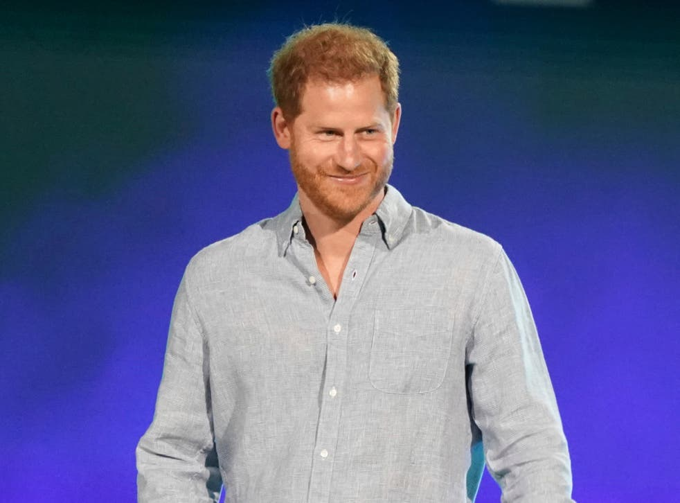 Prince Harry jokes about nude Vegas pics: Never one to be