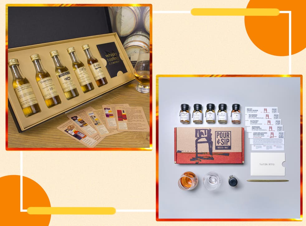 <p>Explore flavour profiles from a rapidly growing number of distillers from around the world </p>