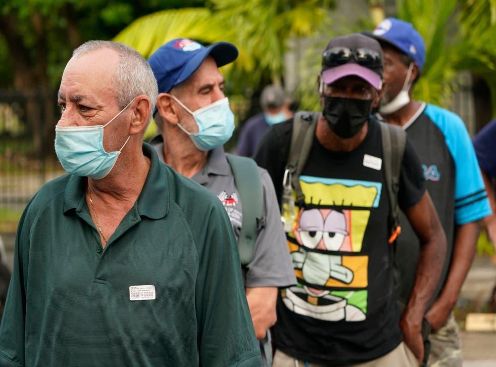Virus Outbreak Vaccine Florida