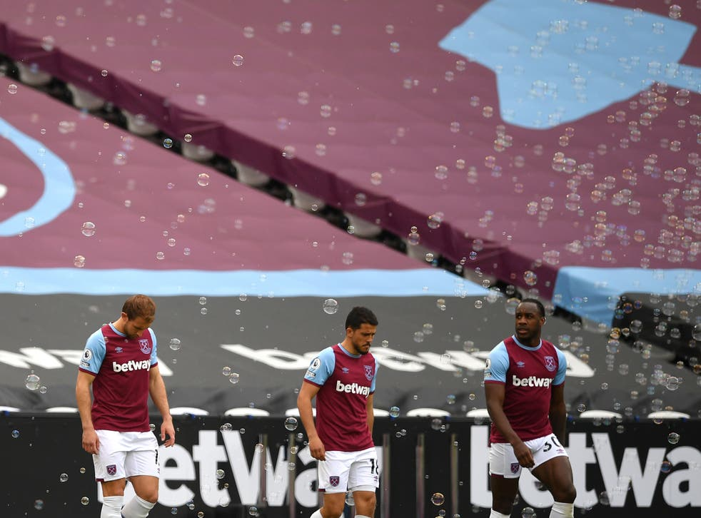 West Ham are still in the race for a European spot