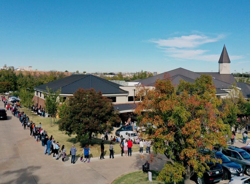 Voting Bills Oklahoma