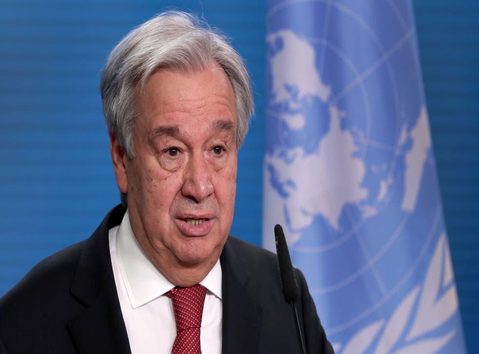 ONU-GEN ONU-LIBIA