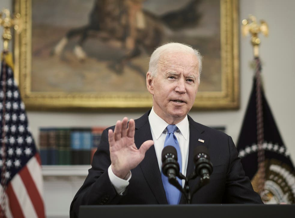 <p>President Biden's account on the payment app was discovered almost straight away</p>