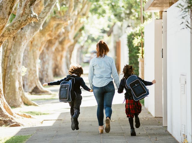 <p>With two of us at home, I can be more independent, and there's a comfort in knowing I have help if I need it. We now share the school runs, which makes a big difference to my working day</p>