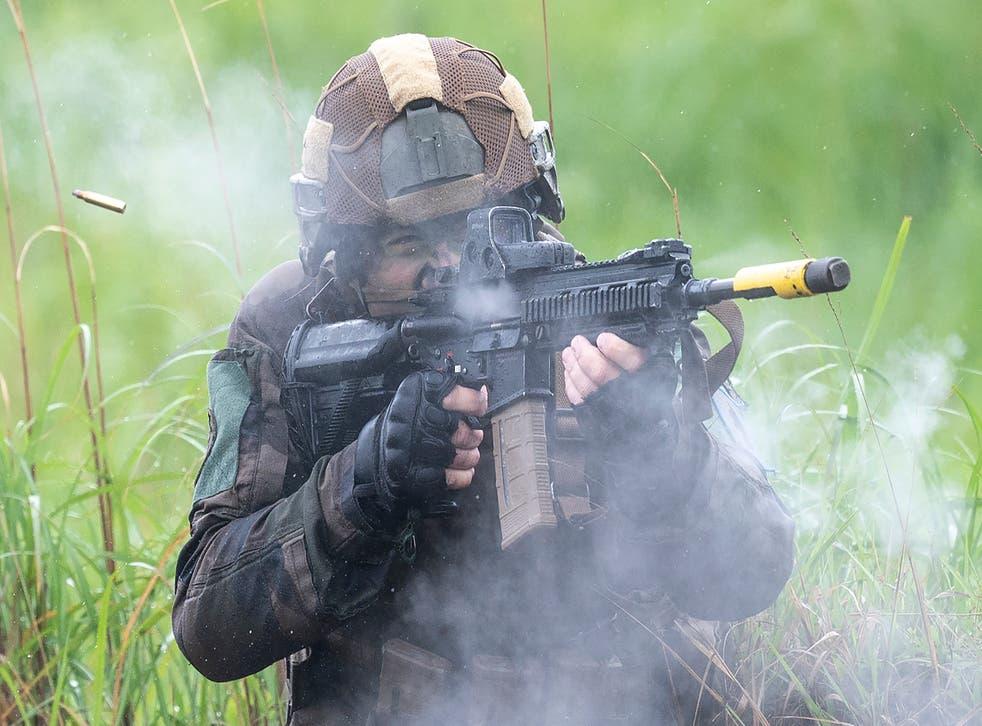 APTOPIX Japan US France Military