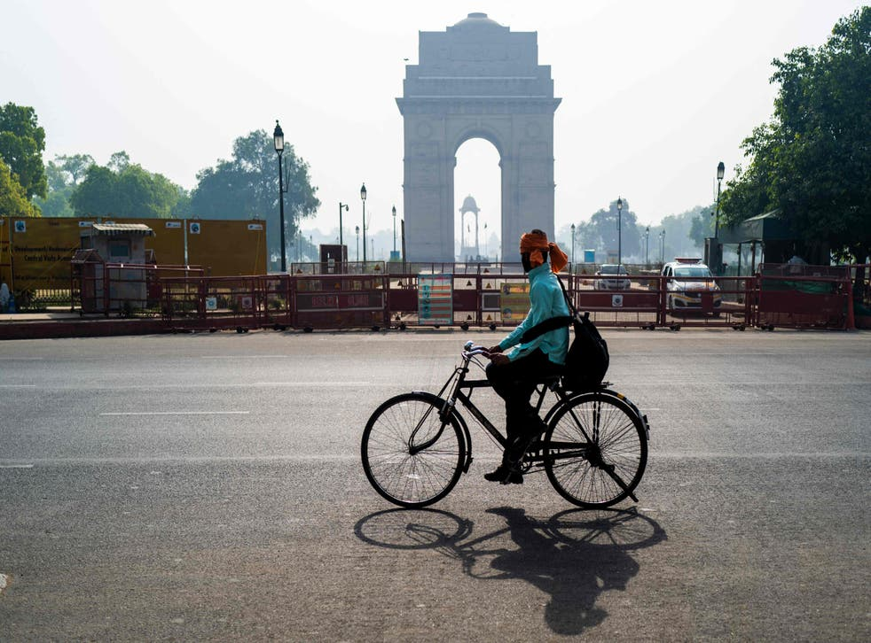 <p>Boris Johnson's scheduled trade talks trip to India was twice cancelled due to rising Covid rates</p>