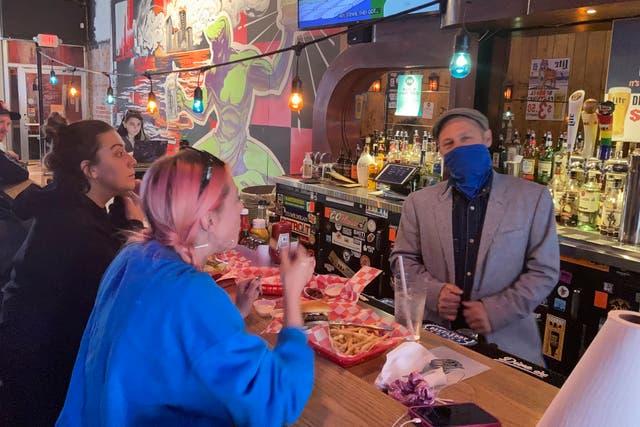 Virus Outbreak Detroit Tourism