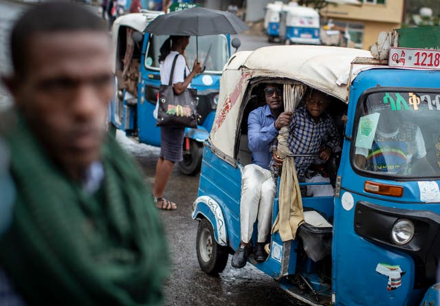 Ethiopia Crisis of Identity
