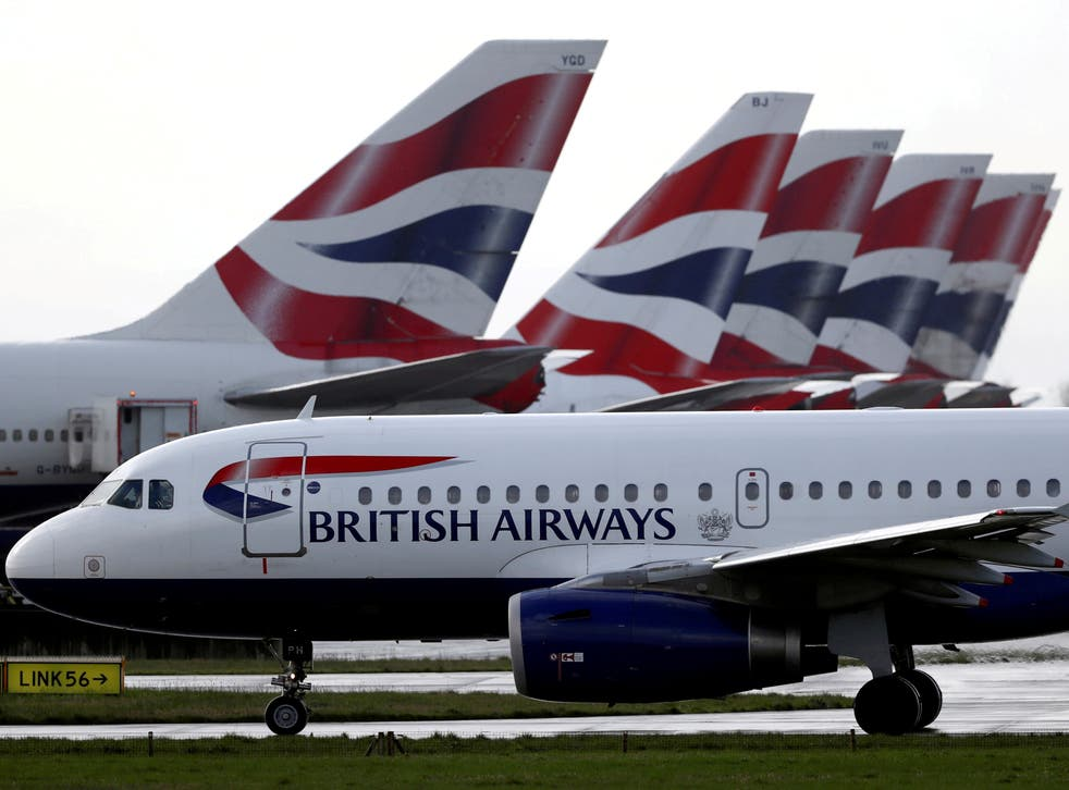<p>One anonymous BA staff member is reported as saying: 'Crew are scared of working on the flights'</p>