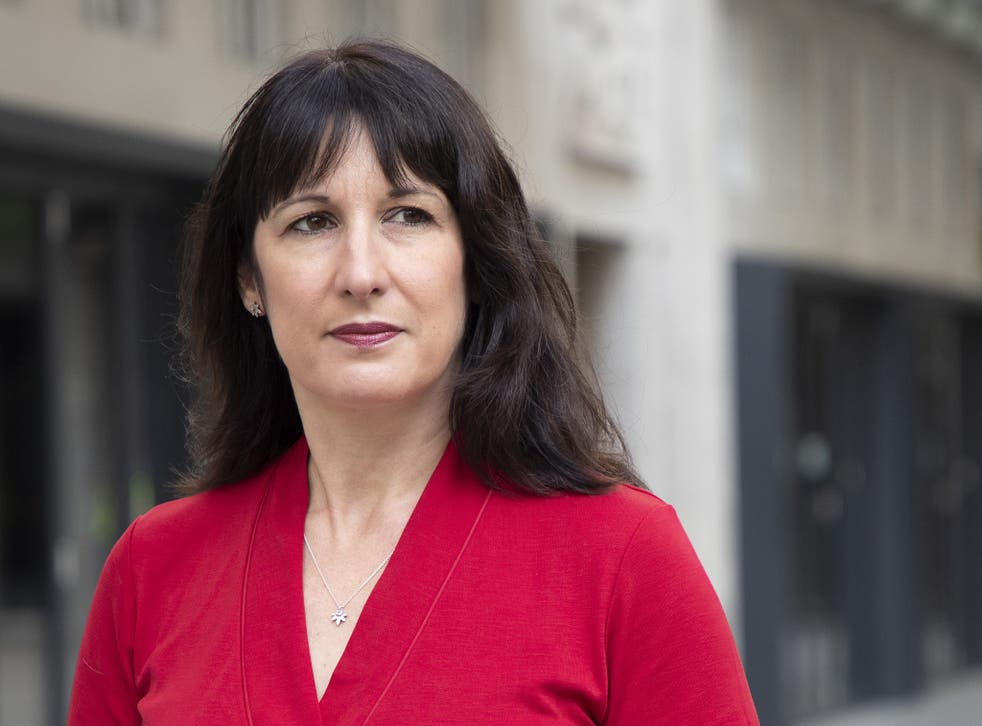 <p>Ex-Blairite, ex-Burnhamite and ex-Milibandite shadow chancellor Rachel Reeves </p>