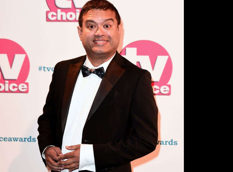 <p>Paul Sinha delighted Twitter with his fiery retorts</p>