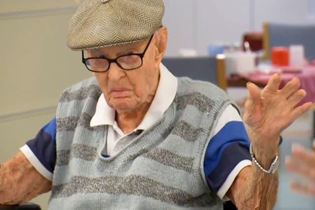 Australia Oldest Man