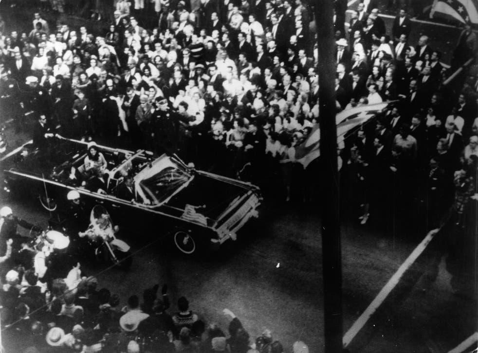 <p>President John F Kennedy died on 22 November 1963</p>