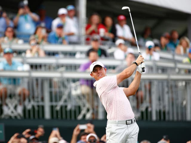 <p>Rory McIlroy is the favourite at Kiawah Island</p>