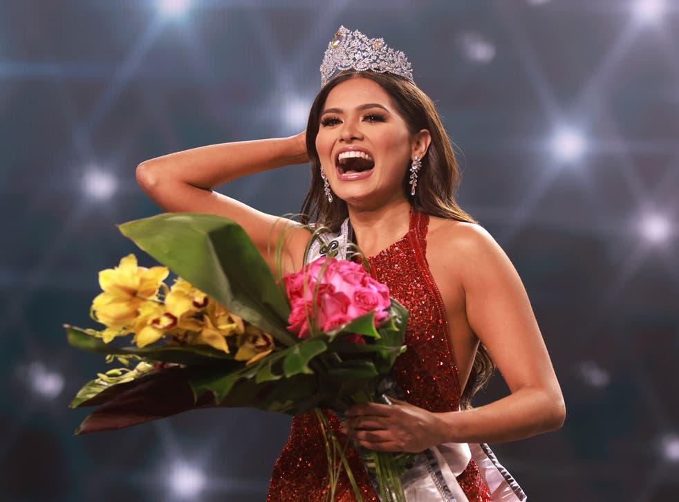 <p>Alma Andrea Meza Carmona, nombre completo de la mexicana ganadora, es originaria de Chihuahua, Chihuahua, tiene 26 años y mide 1.82 metros.</p>