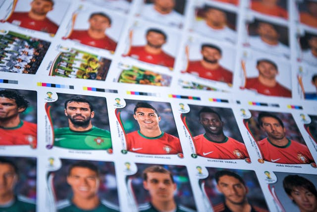 <p>The Euro 2020 album has 678 stickers to collect – including pictures of the players from all 24 competing nations</p>