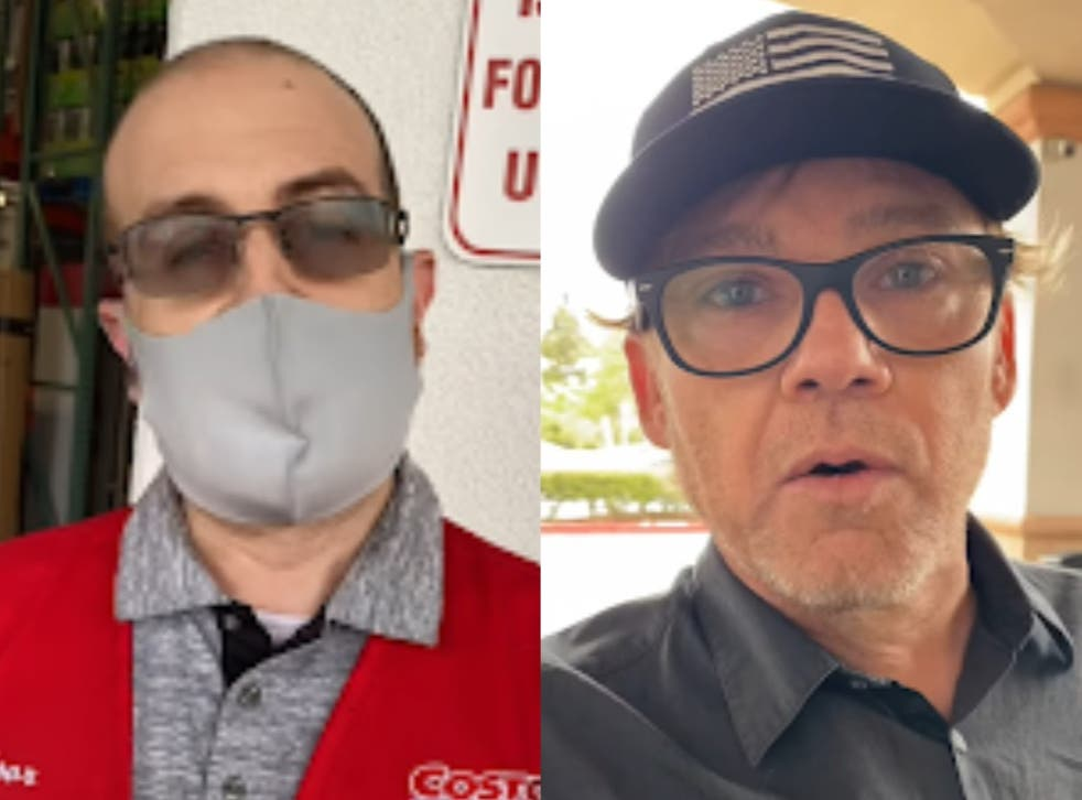 <p>Ricky Schroder, who was known for his role in the television series Silver Spoons during the 1980s, posted the video of him confronting an employee </p>