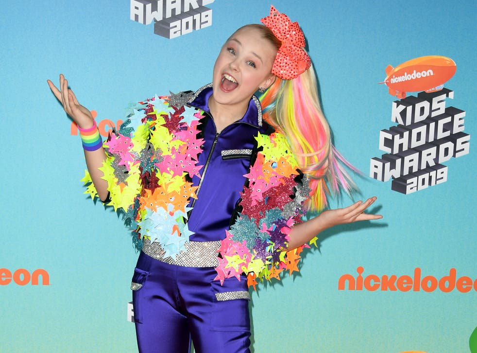 <p>YouTuber and Dance Mom's star JoJo Siwa supports the name change</p>