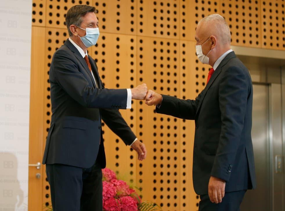 Slovenia Summit