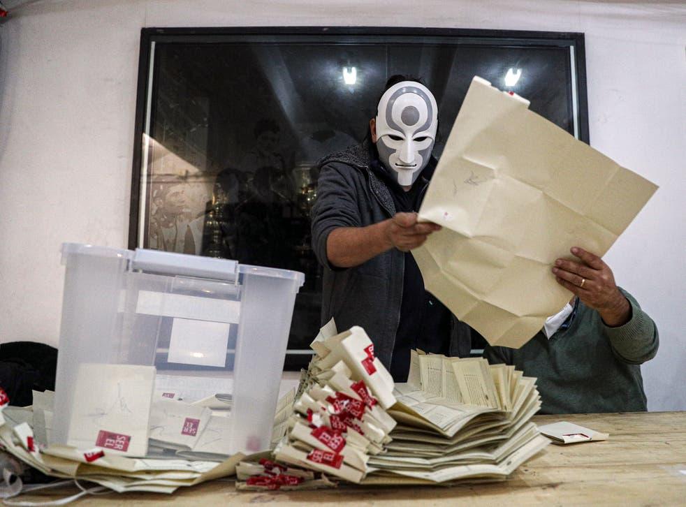 CHILE-ELECCIONES
