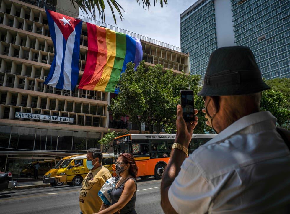 CUBA-HOMOSEXUALES