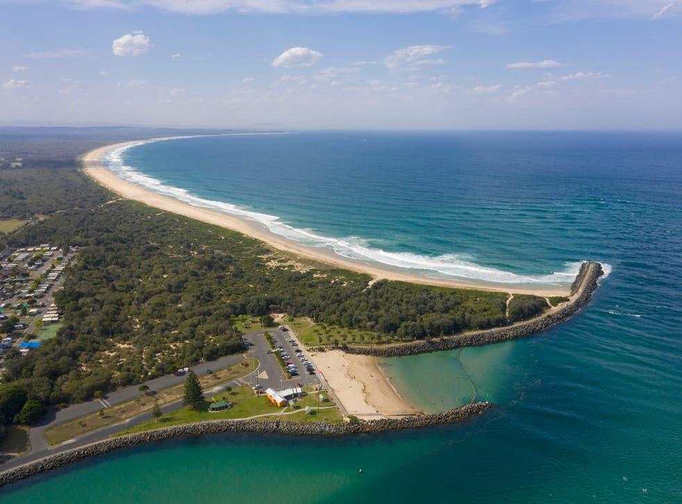 <p>Tuncurry Beach, New South Wales, Australia</p>