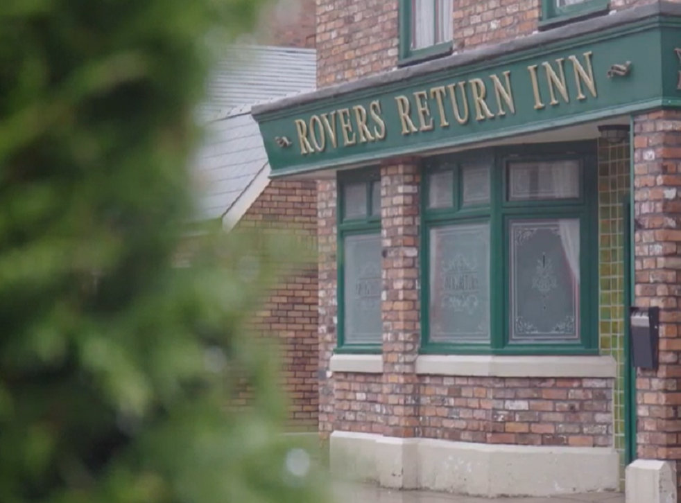 Coronation Street's Rovers Return Inn