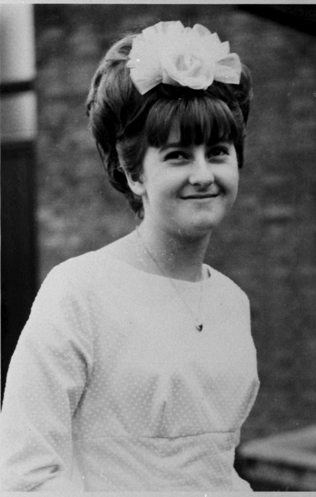 Mary Jane Bastholm, aged 15