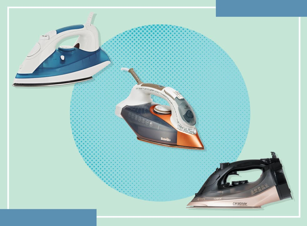 <p>Choose the right appliance for the job and you'll be able to smooth away creases with minimal effort, even if you still don't exactly enjoy it</p>