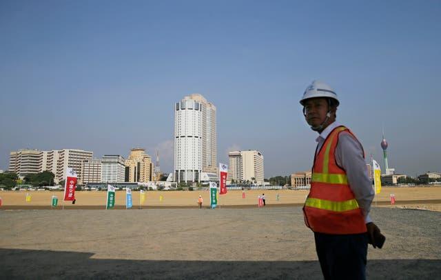 Sri Lanka China Port City