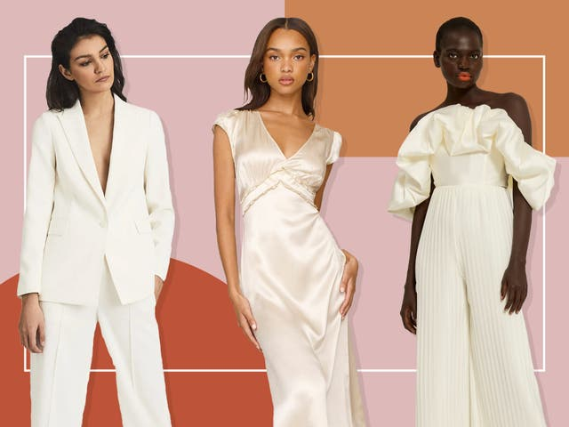 <p>Following lead from the A-listers that are opting for smaller nuptials? Try one of these looks, from mini dresses to separates </p>