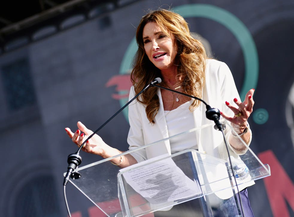 <p>Caitlyn Jenner has face heat for her comments</p>