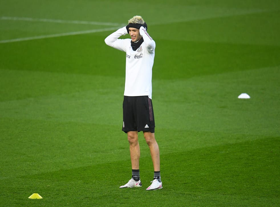 <p>Raul Jimenez is aiming to return to football after suffering a fractured skull </p>