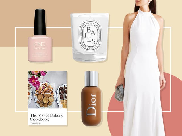 <p>From candles to nail colours, you can get your hands on it all </p>