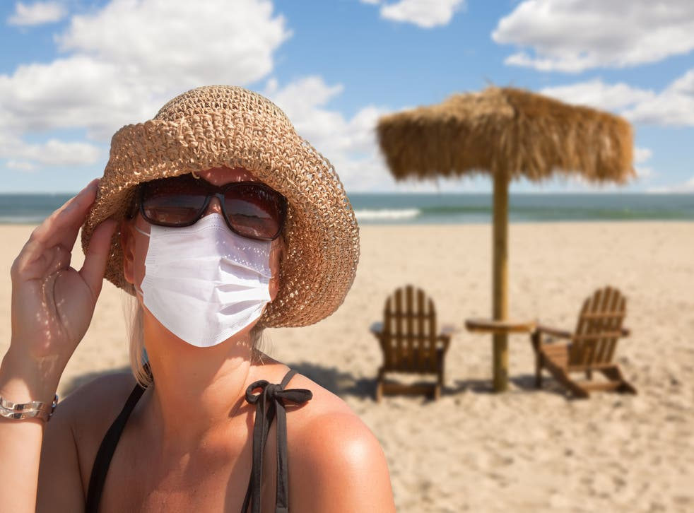 Face masks must be worn on the beach in Portugal