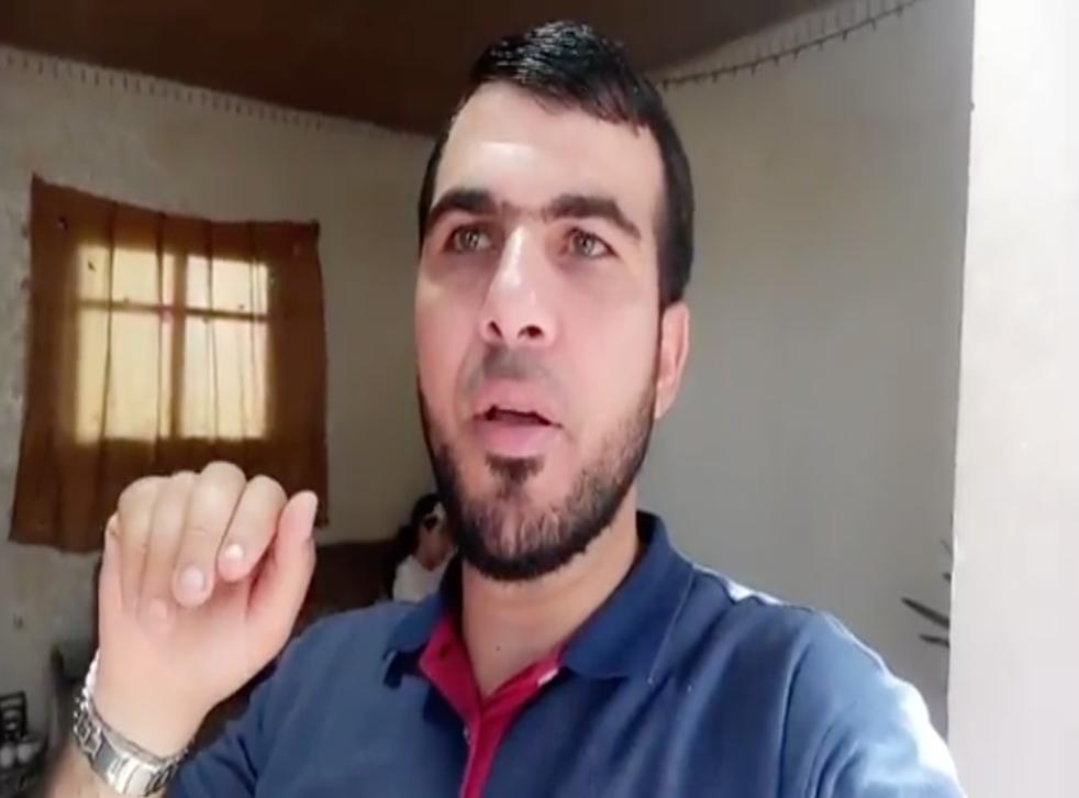 Ahmed al -Mansi