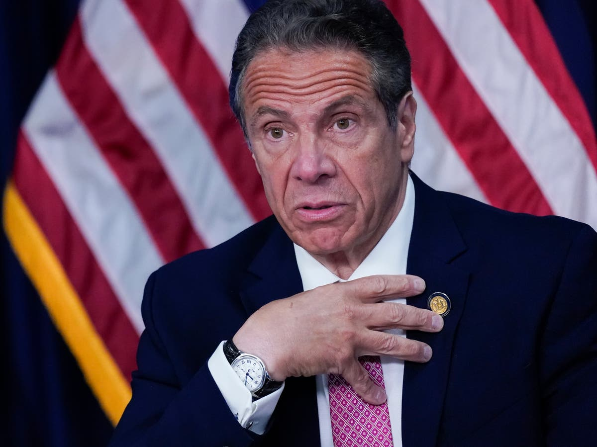Cuomo announces $5m lottery for New Yorkers who get vaccinated next week