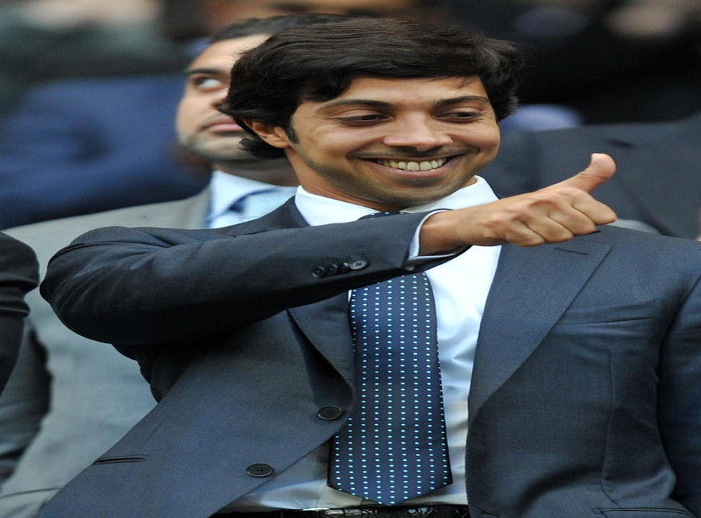 Manchester City owner Sheikh Mansour is to pay the travel costs of fans attending the Champions League final