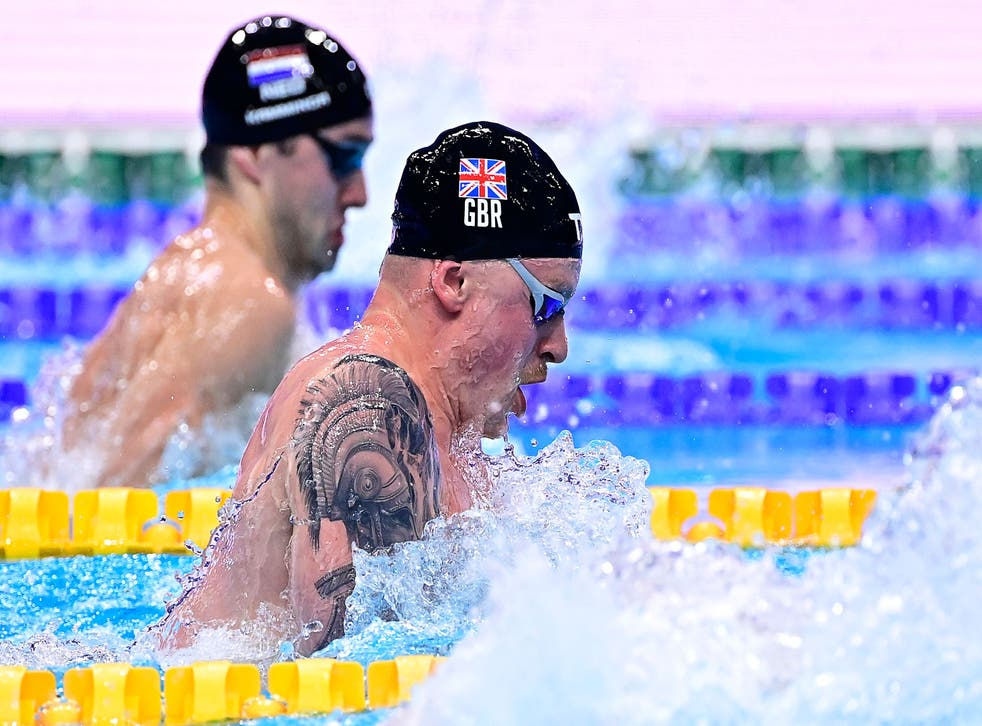 Adam Peaty storms clear to win gold