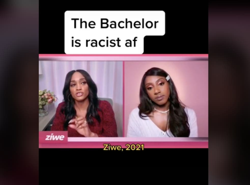 Bachelorette star says she broke down on camera because producers cast Black men who didn't date Black women