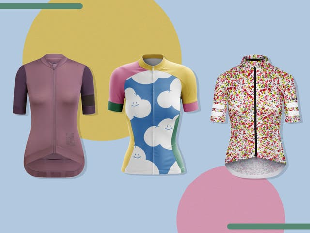 <p>Forget understated cycling jerseys by rocking a brighter palette that screams confidence</p>