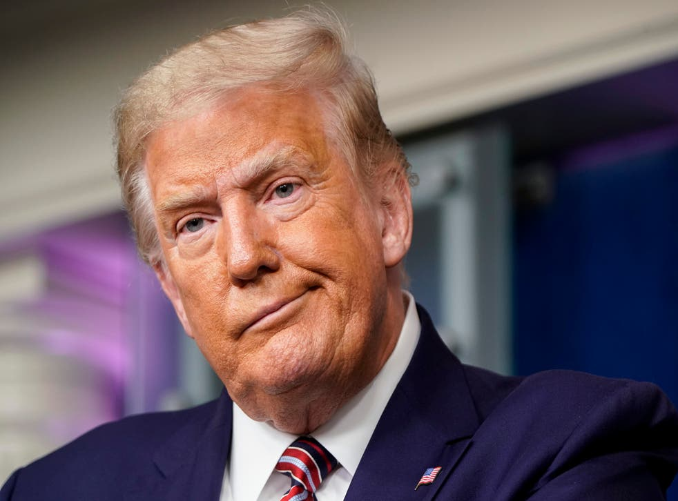 <p>Donald Trump could be on the hook for millions if the case succeeds</p>